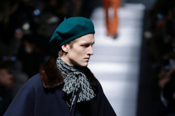 Gucci salutes France in first post-Giannini show