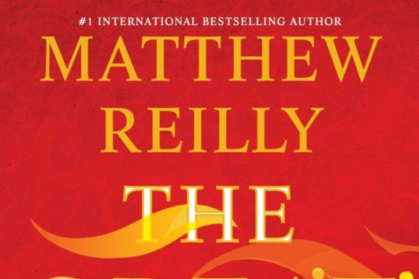 Reilly writes action-packed 'Great Zoo of China'