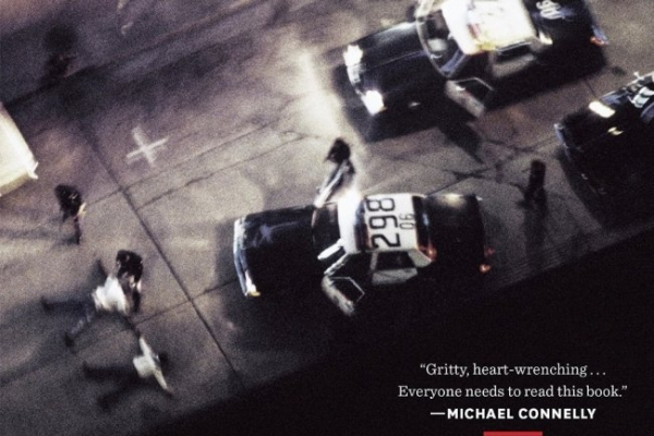 Book tells of gang-related homicides in U.S. ghettos