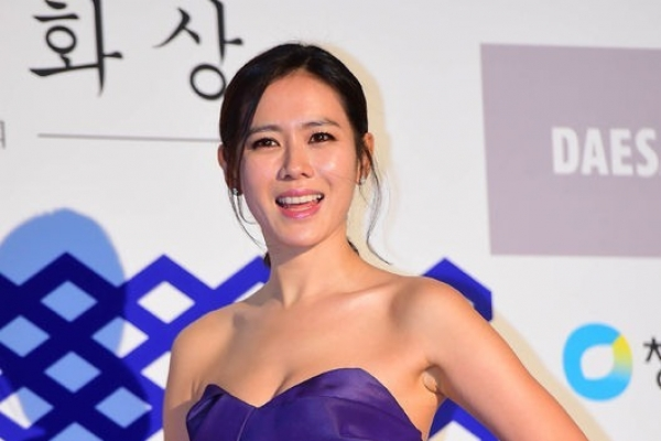 Son Ye-jin to star in Chinese flick