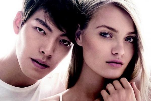 Kim Woo-bin first East Asian model for Calvin Klein Watches