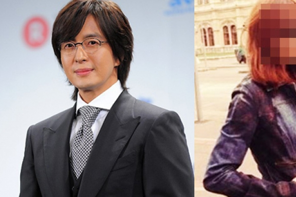Bae Yong-joon splits with chaebol girlfriend, 14 years his junior