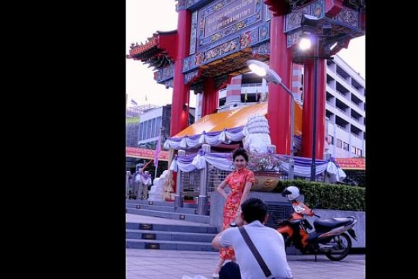 Ethnic Chinese ring in New Year in Thailand