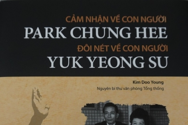 Park Chung-hee biography published in Vietnamese