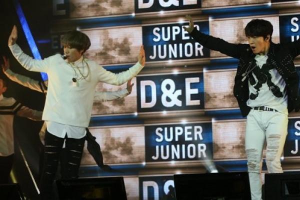 Super Junior's Dong-hae, Eun-hyuk talk 'growing pains'