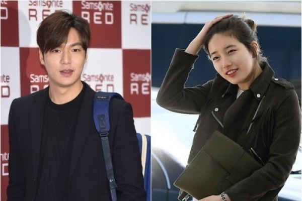 Lee Min-ho and Suzy in relationship, seen dating in Paris, London