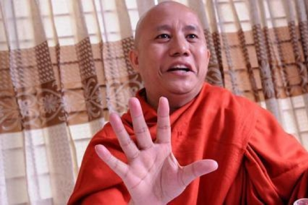 Buddhism's right-wing face in Myanmar
