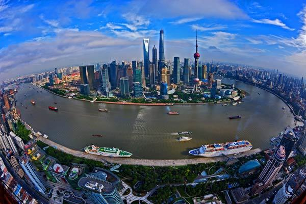 Pudong marks 25 dramatic years