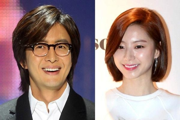 Actor Bae Yong-joon to marry actress, 13 years his junior