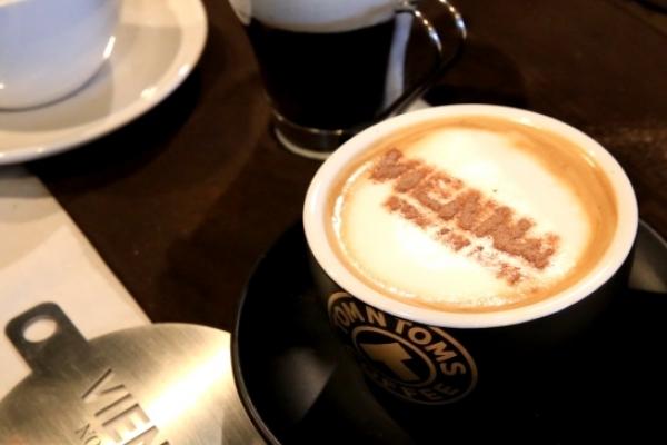 Caffeinated Korea