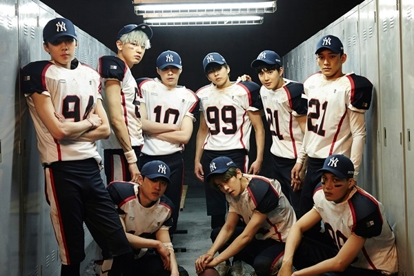EXO rewrites K-pop album sales history