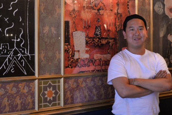 [Weekender] Chef helped turn quiet street into dining mecca
