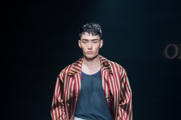Two Korean designers present menswear in NY Fashion Week