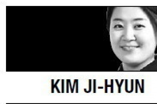 [Kim Ji-hyun] The things that matter to us