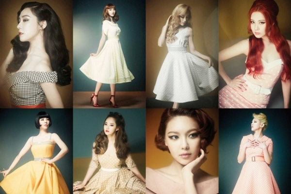 Girls' Generation tops charts with new LP