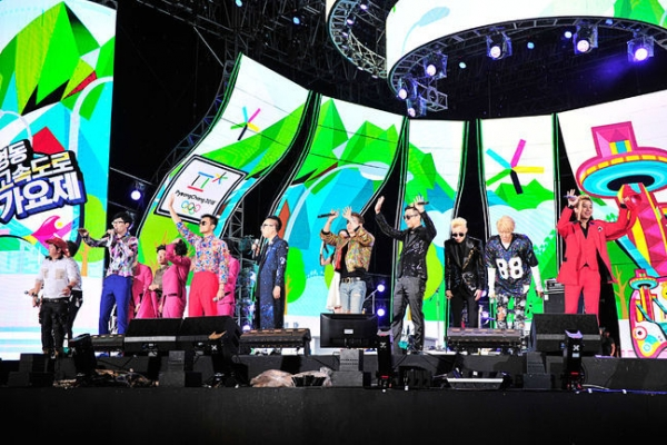 'Infinite Challenge' songs sweeping charts