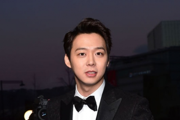 Park Yoo-chun begins military service