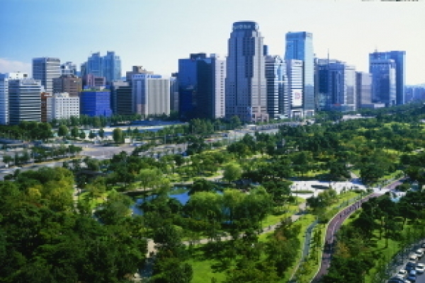Korea Forest Service adds to urban greenery