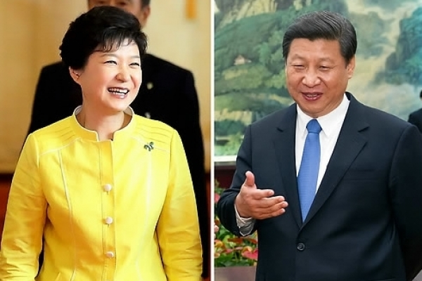 Park-Xi summit to focus on N.K