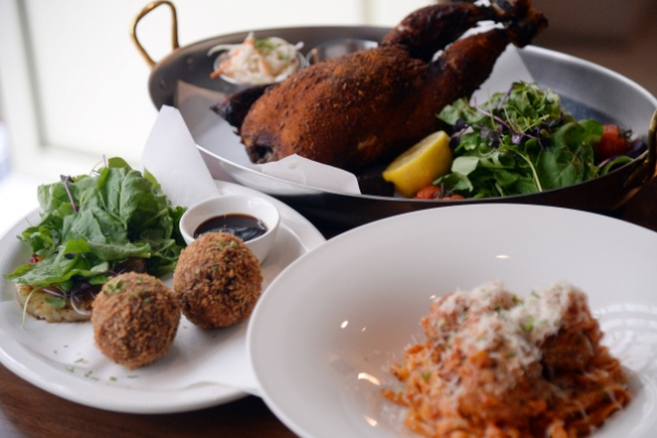 Korean craft beer and gargantuan meatballs at Malt