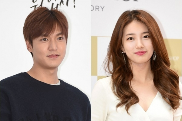 Lee Min-ho, Suzy deny breakup