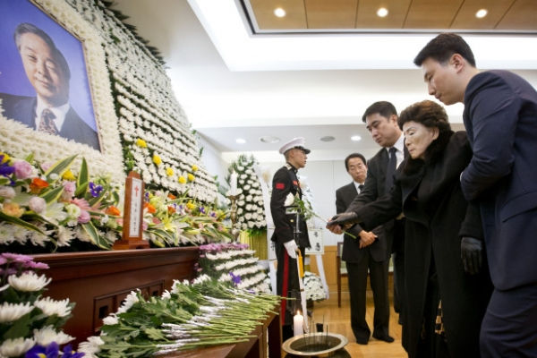 South Korea to observe 5-day state funeral for late former President