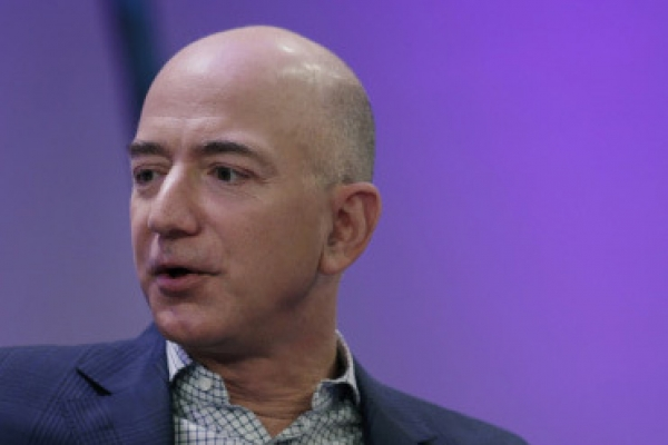 [Newsmaker] Bezos' firm claims rocket breakthrough