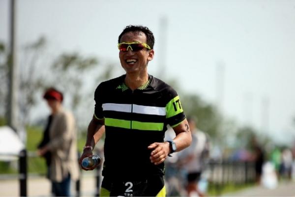[Herald Interview] Korean iron man Park Byung-hoon on life after triathlon