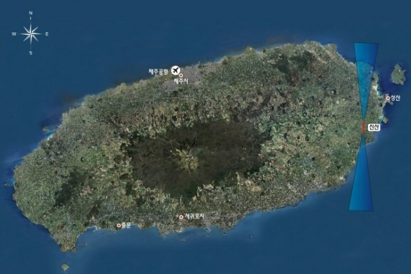 Chinese ownership of Jeju land surges fivefold in 3 years