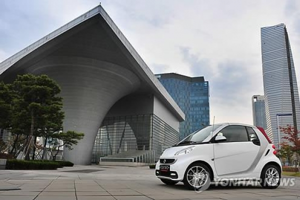 Luxury compact cars subject to tax next year