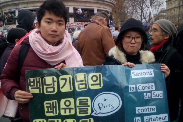 'Why I left Korea to become a refugee'
