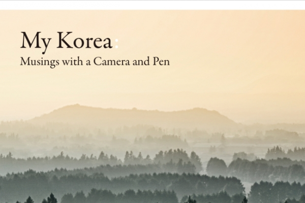 Hotelier reveals his passion in photo essay book on Korea