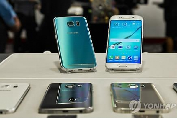 Samsung top sellers of phones, tablets, PCs in Q1-Q3 of 2015