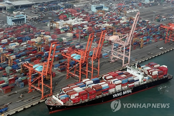 S. Korea grew at slower pace in Q4