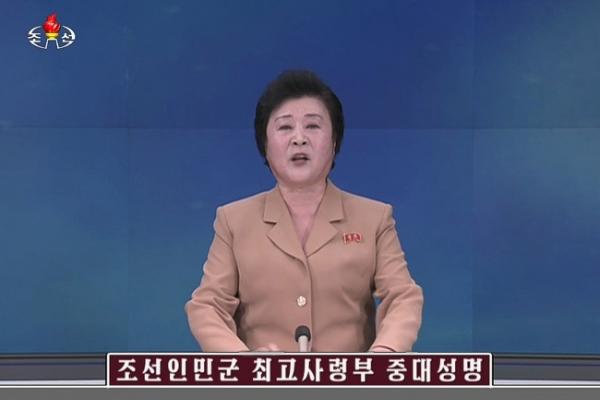 N. Korea warns of 'pre-emptive' strike against South, U.S.