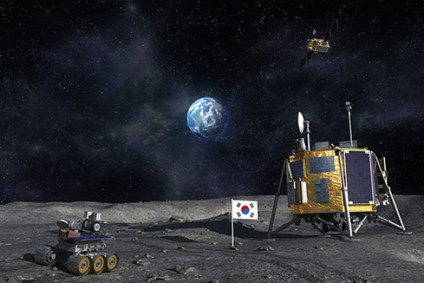 Korea to inject W200b into moon exploration for 3 years
