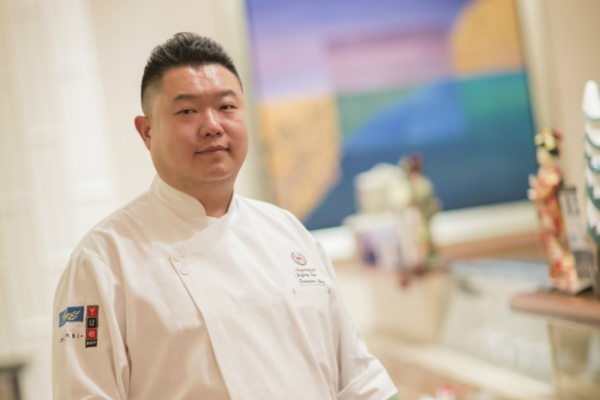 [Herald Interview] Jeffrey She, chef with business savvy