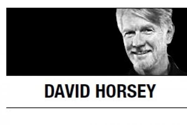 [David Horsey] Desperate measures to stop Trump