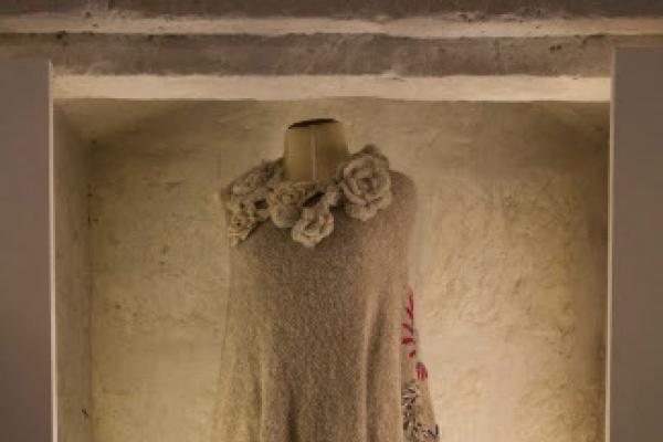 Alpaca fiber from Peru destined for luxury stores