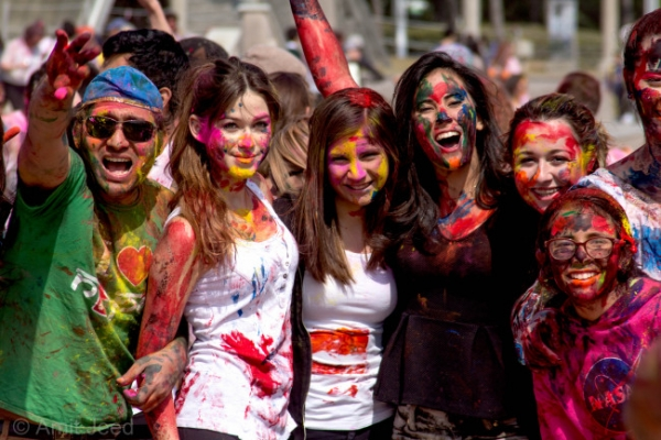 Holi festival to cover Haeundae in color