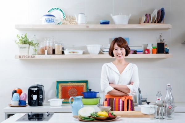 [The palate] Hong Shin-ae, culinary authority and celebrity chef