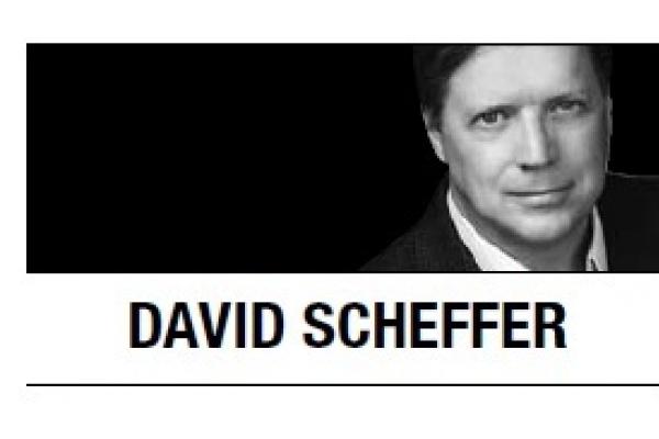 [David Scheffer] Justice delayed, not denied, in Bosnia