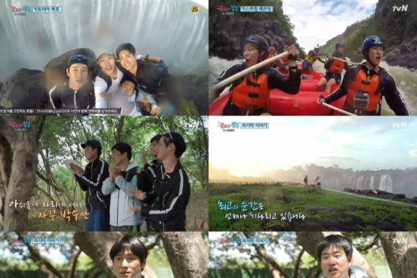 'Youth Over Flowers' cast wrap up Namibia trip