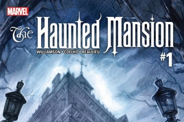 Haunted Mansion comic book unearths history behind the Disney ride