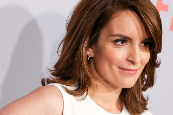 Tina Fey talks 'Bossypants' and other books, zings Talese