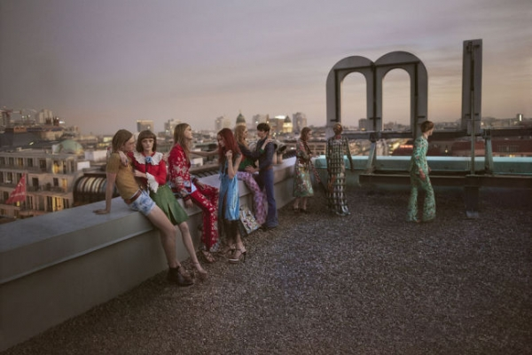 Gucci to unify sexes in one catwalk show