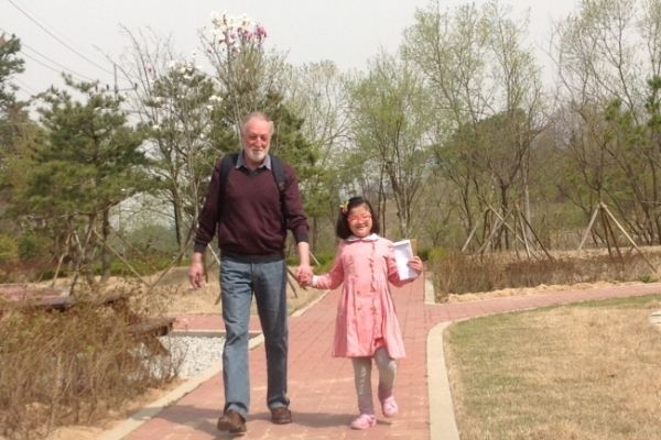 Pilgrimage trail next step to help orphans