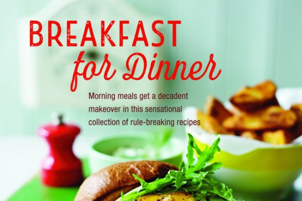 'Breakfast for Dinner' author gives meal its respect
