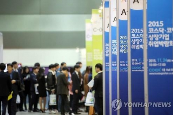 Korea seeks to boost employment of young people