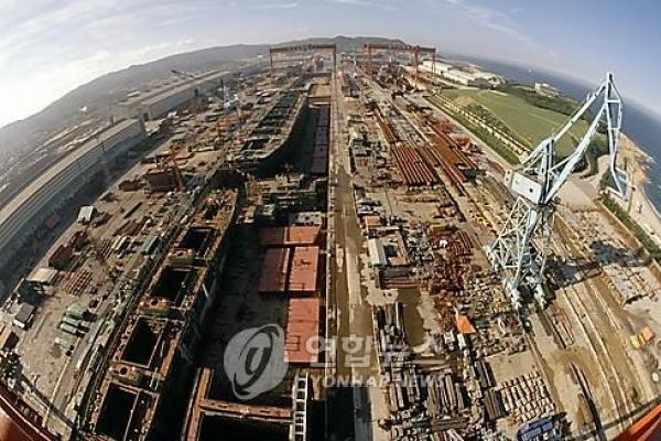 Korea's top shipbuilders clinch zero deals in April
